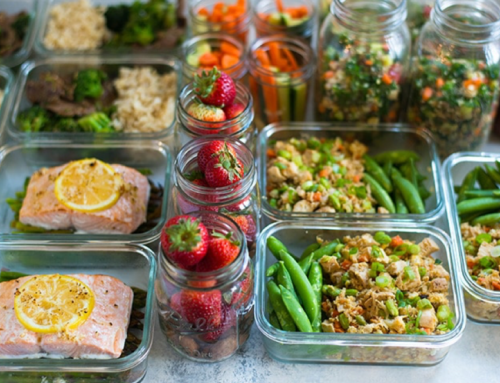 What To Know About Meal Prep On A Diet