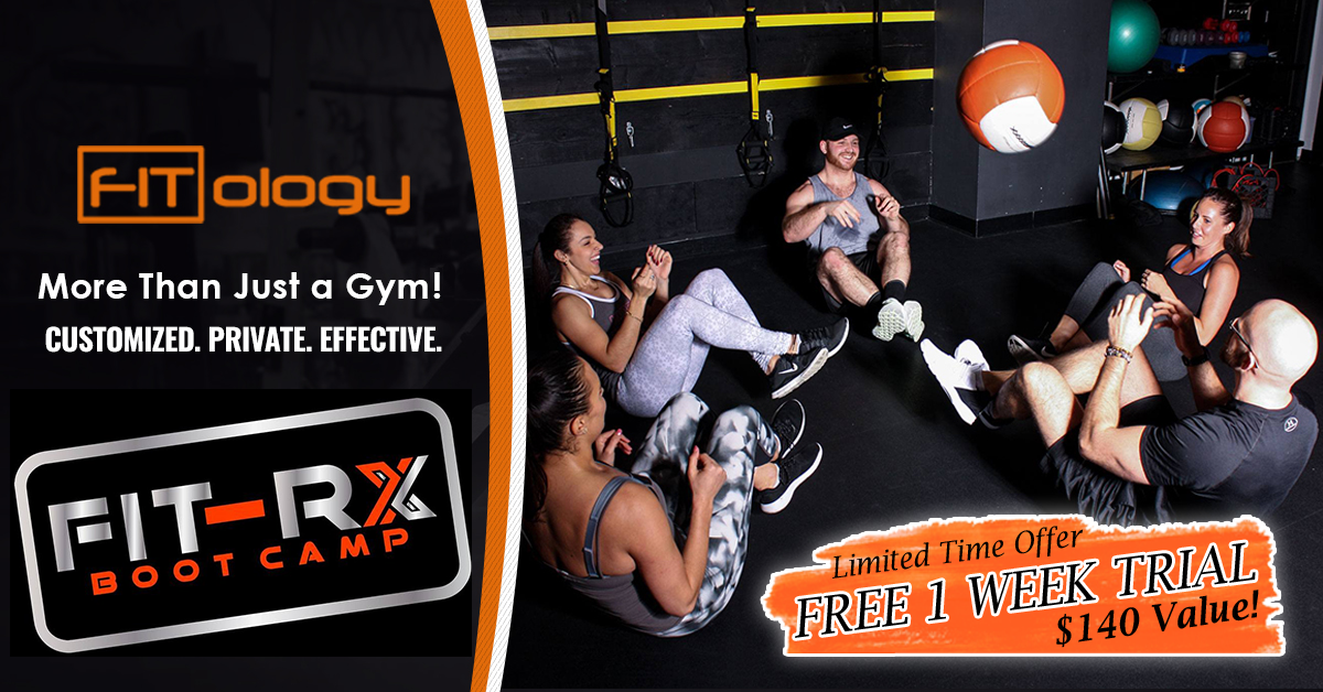 FITology FIT-Rx Boot Camp Header Group